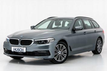 BMW 525d Touring Sport Line Aut. LP: 71.607.-€ bei Autohaus Hösch GmbH in