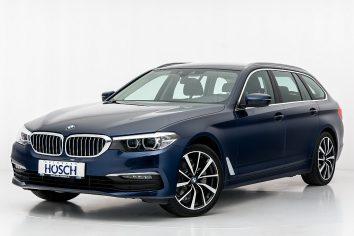 BMW 520d Touring Aut. LP: 60.425.-€ bei Autohaus Hösch GmbH in