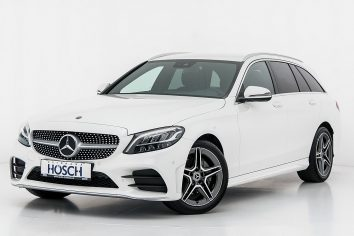 Mercedes-Benz C 220d Kombi AMG-Line Aut. LP: 60.723,-€ bei Autohaus Hösch GmbH in