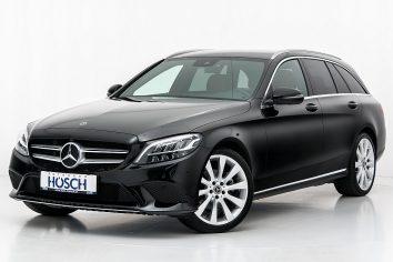 Mercedes-Benz C 220d Kombi Avantgarde Aut. LP: 66.924.-€ bei Autohaus Hösch GmbH in