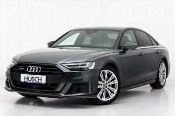 Audi A8 50 TDI quattro Sport Aut. LP: 138.757.-€ bei Autohaus Hösch GmbH in