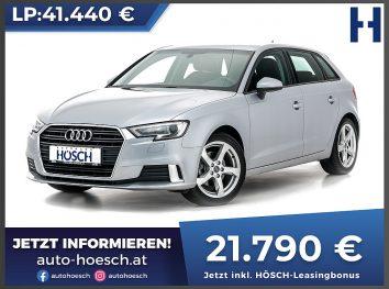 Audi A3 Sportback 2.0 TDI Sport Aut. bei Autohaus Hösch GmbH in