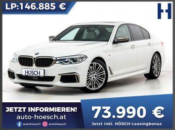 BMW 550i M-Performance xDrive Aut. bei Autohaus Hösch GmbH in