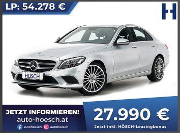 Mercedes-Benz C 220d Avantgarde Aut. bei Autohaus Hösch GmbH in