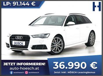 Audi A6 Avant 3.0 TDI quattro 2xS-Line Aut. bei Autohaus Hösch GmbH in