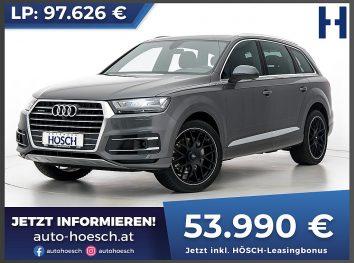 Audi Q7 3.0 TDI quattro Aut bei Autohaus Hösch GmbH in