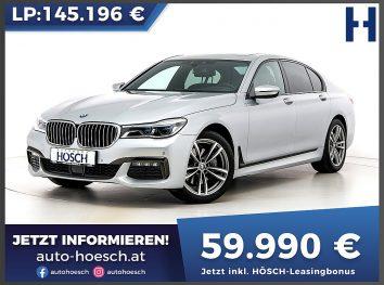 BMW 730d xDrive M-Sport Aut bei Autohaus Hösch GmbH in