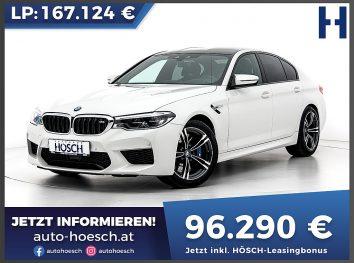 BMW M5 Limousine xDrive V8 BiTurbo Aut. bei Autohaus Hösch GmbH in