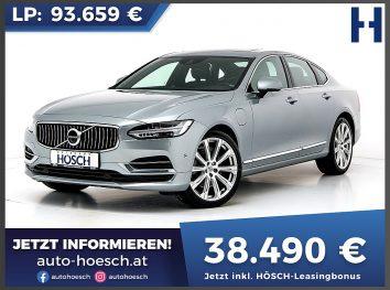 Volvo S90 T8 4WD Plug-In-Hybrid Inscription Aut. bei Autohaus Hösch GmbH in