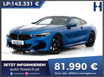 BMW 840d xDrive M-Sport Coupe Aut bei Autohaus Hösch GmbH in
