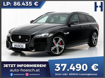Jaguar XF Sportbrake S 30d Aut. bei Autohaus Hösch GmbH in