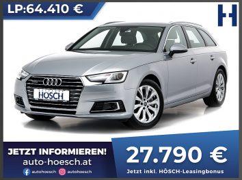 Audi A4 Avant 2.0 TDI Design quattro Aut. bei Autohaus Hösch GmbH in