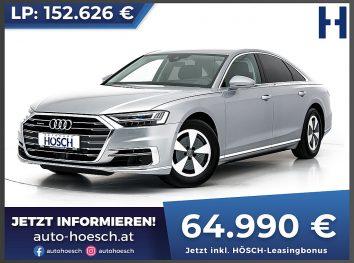 Audi A8 50 TDI quattro Aut. bei Autohaus Hösch GmbH in