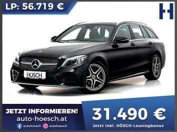 Mercedes-Benz C 180 T AMG Line Aut. bei Autohaus Hösch GmbH in
