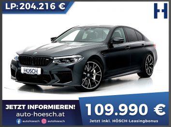 BMW M5 Competition xDrive V8 BiTurbo Aut. bei Autohaus Hösch GmbH in