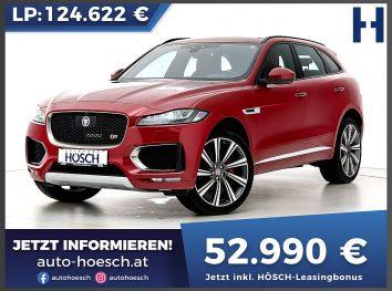 Jaguar F-Pace S AWD Aut. VOLL bei Autohaus Hösch GmbH in
