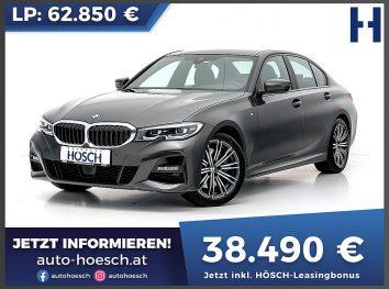 BMW 330i M-Sport Aut. !NEUES MODELL! bei Autohaus Hösch GmbH in
