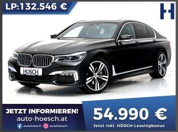 BMW 740e Plug-in Hybrid M-Sportpaket Aut bei Autohaus Hösch GmbH in