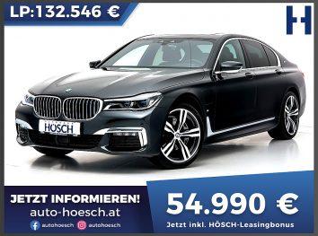 BMW 740e Plug-in Hybrid M-Sportpaket Aut. bei Autohaus Hösch GmbH in