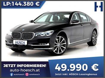BMW 750d xDrive Aut. bei Autohaus Hösch GmbH in