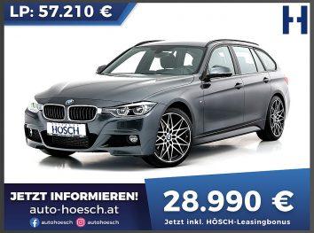 BMW 320d Touring M-Sport Aut. bei Autohaus Hösch GmbH in