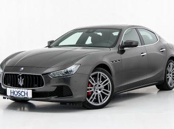 Maserati Ghibli 3.0 V6 Aut bei Autohaus Hösch GmbH in