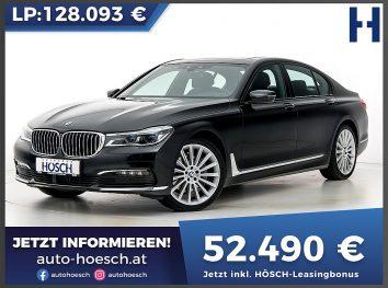 BMW 730d Aut. bei Autohaus Hösch GmbH in