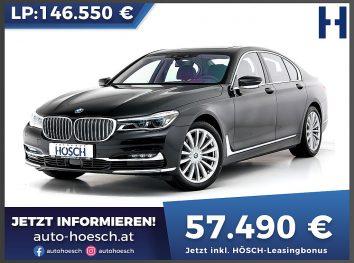 BMW 730d xDrive Aut. VOLL !!! bei Autohaus Hösch GmbH in