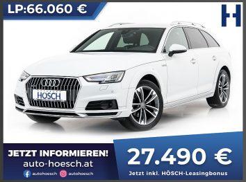Audi A4 Allroad 2.0 TDI quattro Aut. bei Autohaus Hösch GmbH in