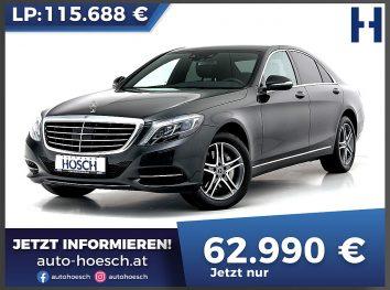 Mercedes-Benz S 350d 4MATIC Aut. bei Autohaus Hösch GmbH in