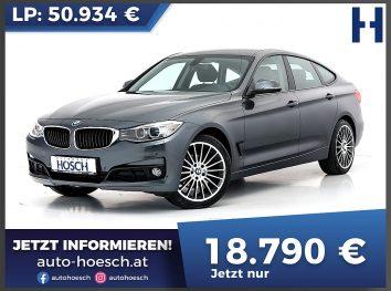 BMW 318d Gran Turismo Advantage bei Autohaus Hösch GmbH in