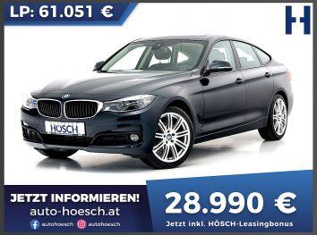 BMW 320d Gran Turismo Advantage Aut. bei Autohaus Hösch GmbH in