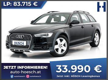 Audi A6 Allroad 3,0 TDI quattro Aut. bei Autohaus Hösch GmbH in