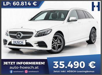 Mercedes-Benz C 220d T 4Matic AMG-Line Aut. bei Autohaus Hösch GmbH in