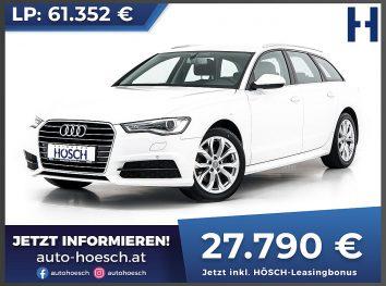 Audi A6 Avant 2,0 TDI bei Autohaus Hösch GmbH in
