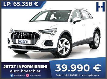 Audi Q3 40 TDI quattro Advanced Aut. bei Autohaus Hösch GmbH in