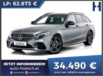 Mercedes-Benz C 220d T AMG-Line Aut. bei Autohaus Hösch GmbH in