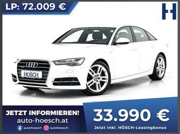 Audi A6 TDI quattro 2xS-Line Aut. bei Autohaus Hösch GmbH in