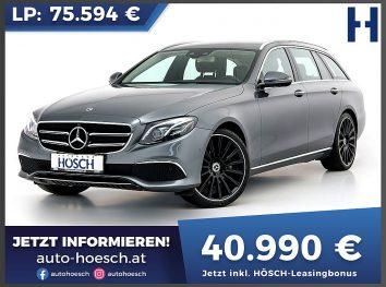 Mercedes-Benz E 300d T Avantgarde Aut. bei Autohaus Hösch GmbH in