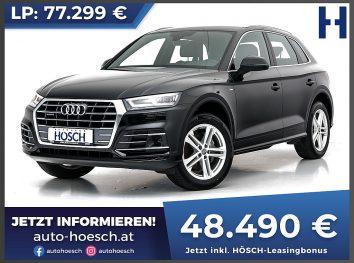 Audi Q5 40 TDI quattro Sport 2xS-Line Aut. bei Autohaus Hösch GmbH in