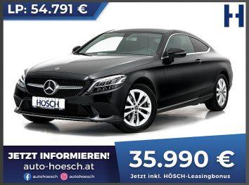 Mercedes-Benz C 300 Coupe Aut. bei Autohaus Hösch GmbH in