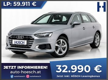 Audi A4 Avant 40 TDI advanced Aut. ! Neues Modell ! bei Autohaus Hösch GmbH in