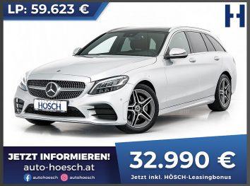 Mercedes-Benz C 200 T AMG-Line Aut. bei Autohaus Hösch GmbH in