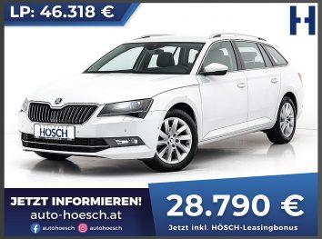 Skoda Superb Kombi 1.5 TSI ACT Style Aut. bei Autohaus Hösch GmbH in