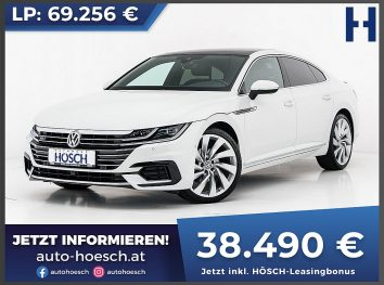 VW Arteon TDI R-Line 4Motion Aut. bei Autohaus Hösch GmbH in
