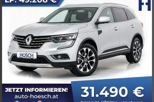 Renault Koleos Intens 2.0 dCi 4WD Aut. bei Autohaus Hösch GmbH in