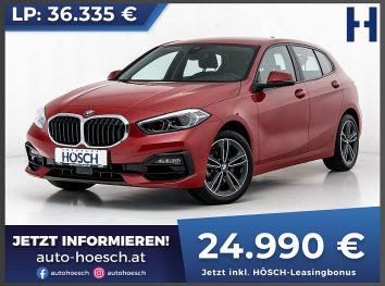 BMW 118i Sport Line ! Neues Modell ! bei Autohaus Hösch GmbH in