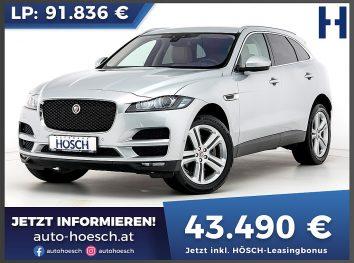 Jaguar F-Pace 30d Prestige AWD Aut. bei Autohaus Hösch GmbH in