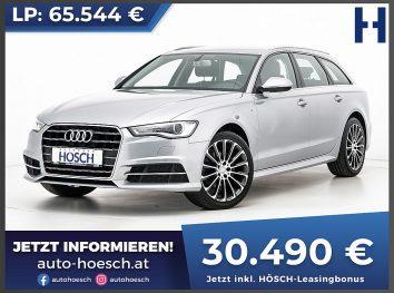 Audi A6 Avant TDI S-Line Aut. bei Autohaus Hösch GmbH in