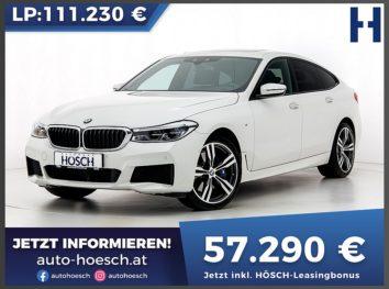 BMW 640d xDrive Gran Turismo M-Sport Aut. bei Autohaus Hösch GmbH in